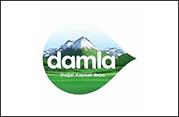 Damla Su Logo