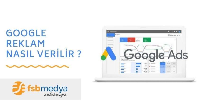 Google Reklam Verme